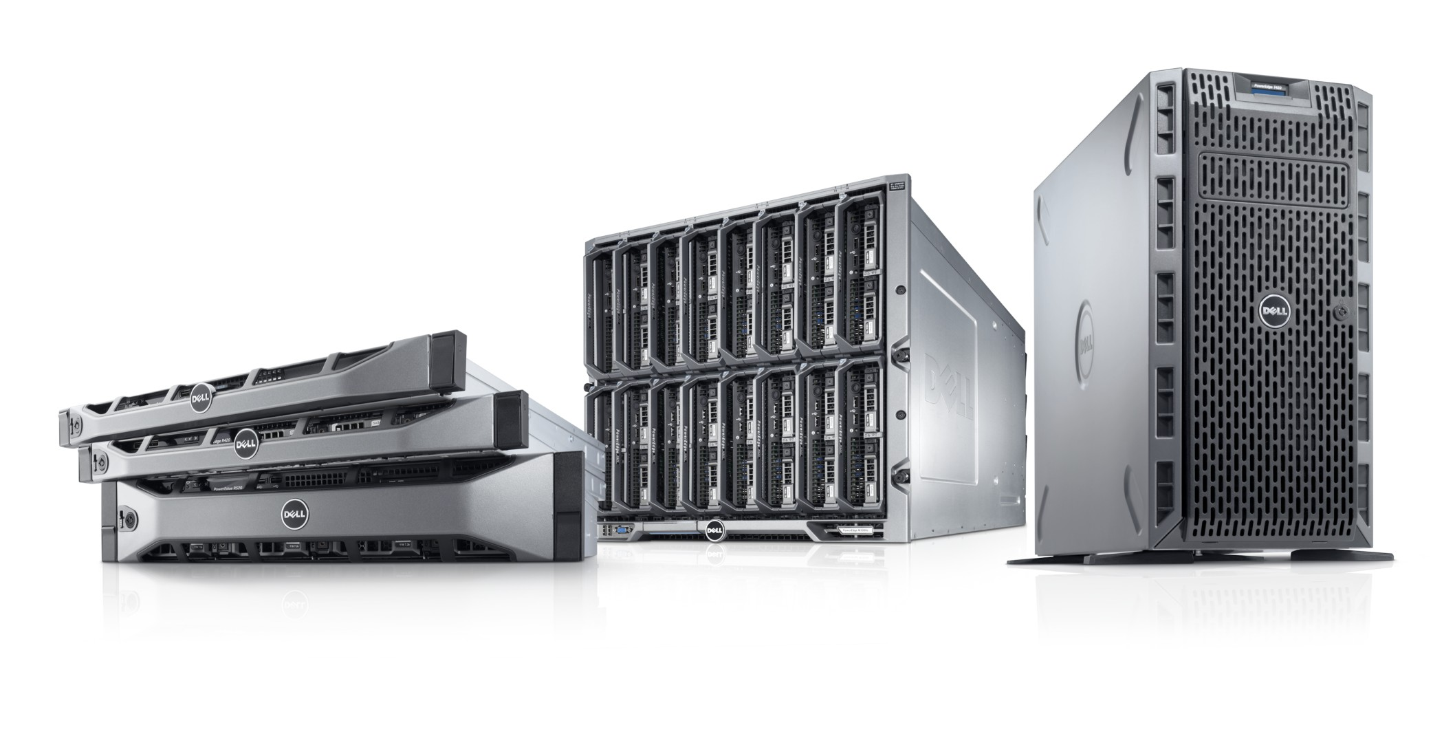 PowerEdge 12G Server Family