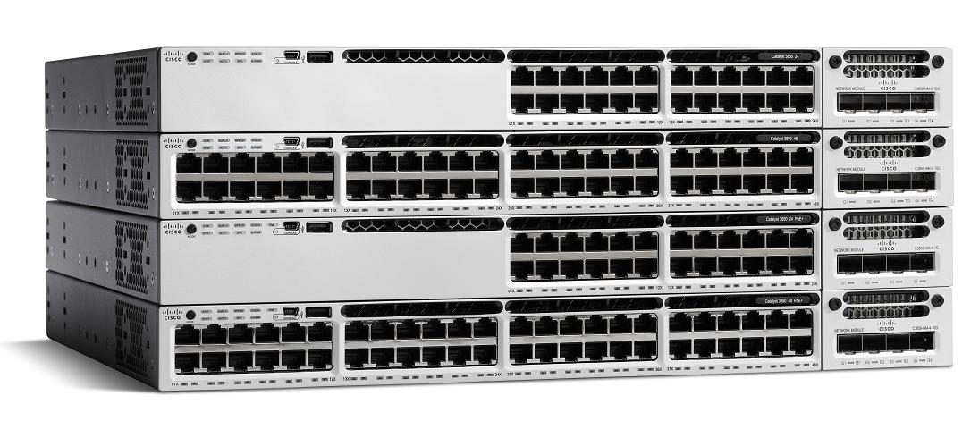 Cisco 3850 Series Switches